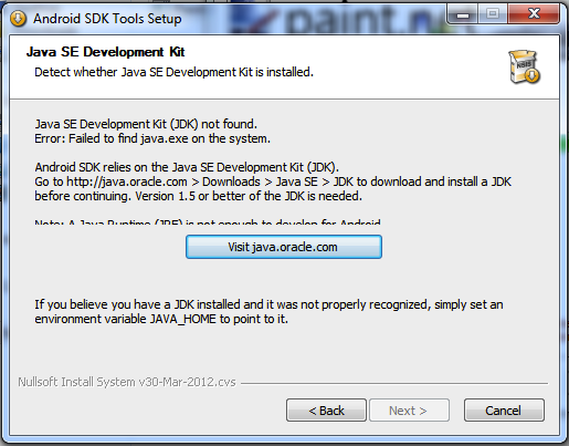 Running Android Virtual Devices and Installing APKs without Eclipse