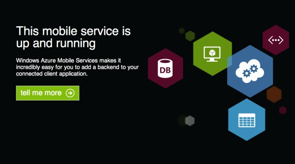 Mobile Service HomePage